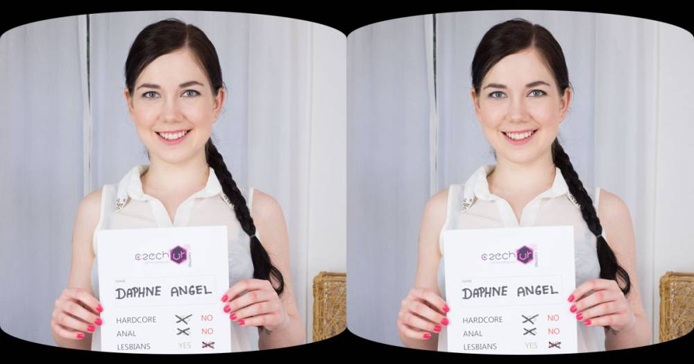 Czech VR Casting 063 - A Girl Next Door